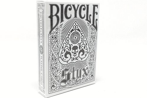 Styx Playing Cards (White) BICYCLE Playing Cards Deck