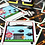 Thumbnail: Pixel Clown Playing Cards - Limited to 750