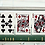 Thumbnail: Madison Dealers Erdnase Green Playing Cards Deck