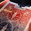 Thumbnail: Ombre Edged Limited Edition Bicycle GILDED Playing Cards
