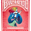 Thumbnail: Mermaid (RED) Bicycle Playing Cards