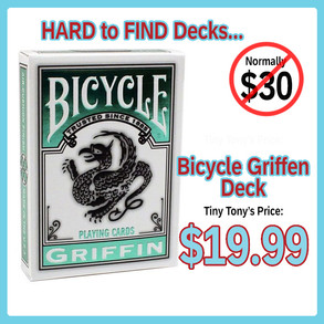 Bicycle Griffen Deck