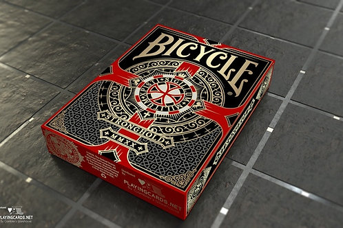 STRONGHOLD MMXX Bicycle Playing Card Kickstarter Deck