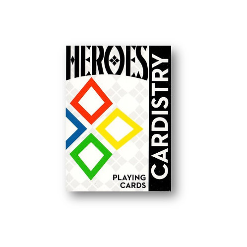 CARDISTRY Heroes USPCC Playing Cards Deck