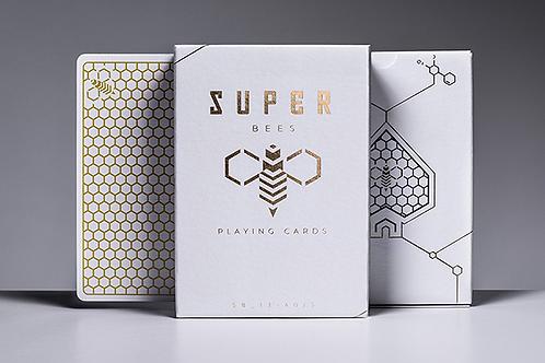 Super Bees Cartamundi Playing Card Deck