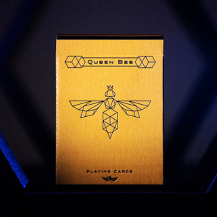 Queen Bee Luxury Playing Cards Kickstarter Deck