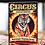 Thumbnail: Circus Red Gilded Limited Edition Nostalgic Playing Cards - Limited to 400