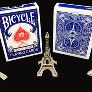 Bicycle PARIS Back Limited Edition Playing Cards Deck