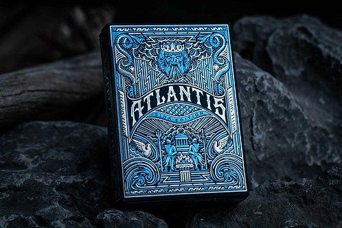 Atlantis SINK Playing Cards Kickstarter Deck