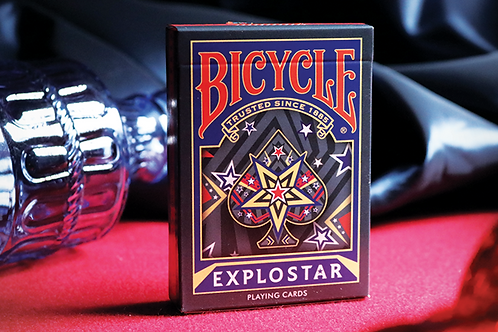 Explostar BICYCLE Playing Cards Deck