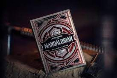 Mandalorian by Theory11 Playing Cards Deck
