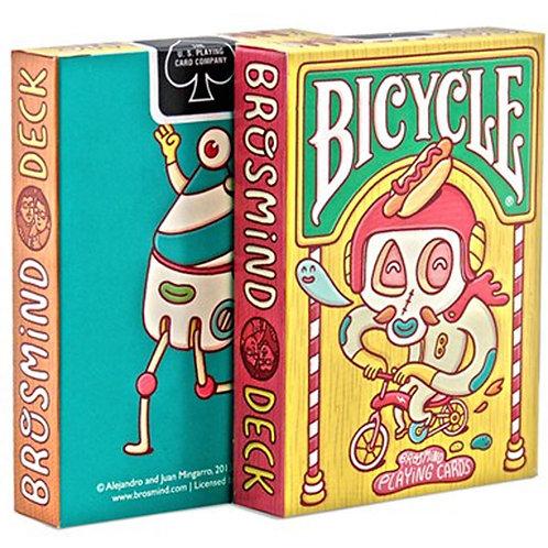 Brosmind V1 Bicycle Playing Cards