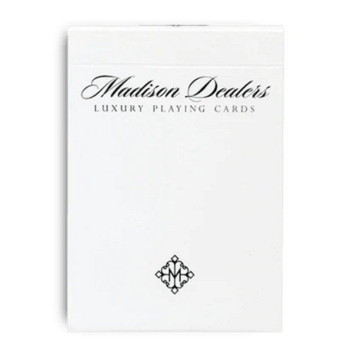 Madison Dealers Erdnase Green Playing Cards Deck