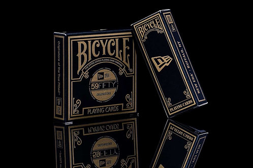 NEW ERA Circle and Slice 59FIFTY Bicycle Playing Cards Deck Set