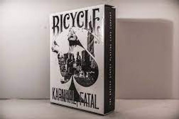 Karnival Fatal Bicycle Playing Cards Deck
