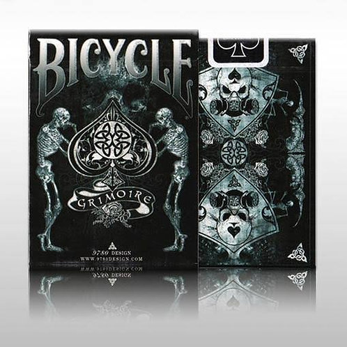 Grimoire Bicycle Playing Cards Deck