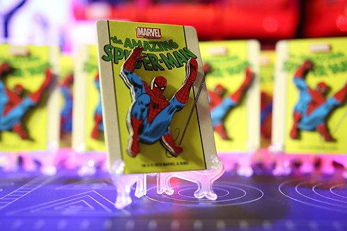 Spider Man 3D Art Card