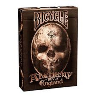 Alchemy 1977 England Bicycle Playing Cards Deck