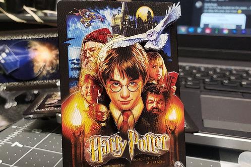 Harry Potter Sorcerer's Stone Limited Edition - 3D Art Card