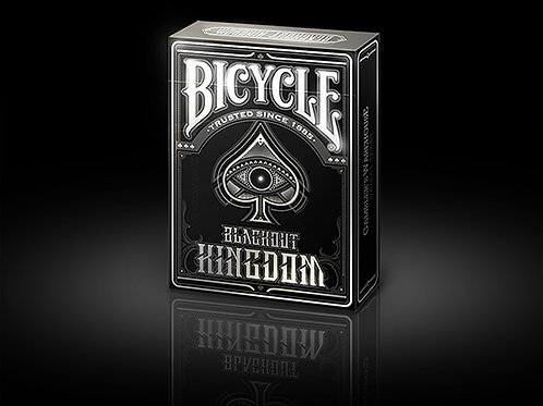 Blackout Kingdom BICYCLE Playing Cards Deck