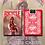 Thumbnail: Bicycle AEsir Viking Gods Deck (Red) Playing Cards Deck