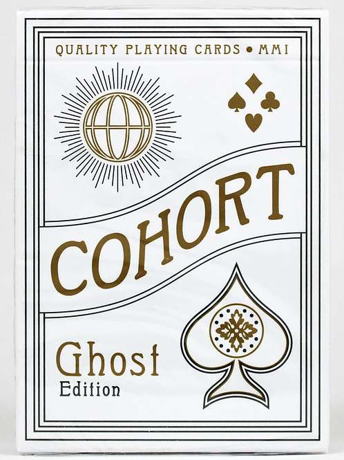 Cohort Ghost Playing Cards by Ellusionist