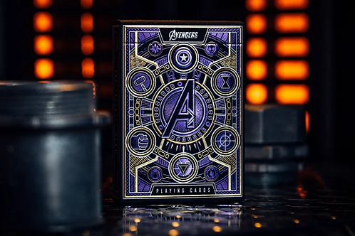 Avengers: Infinity Saga by Theory11 Playing Cards Deck