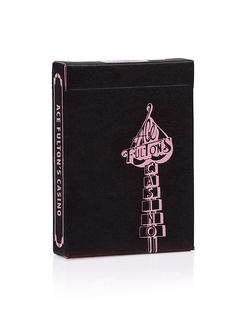Ace Fulton's Casino, Femme Fatale Playing Cards