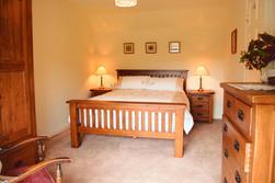 Y Wern Master Bedroom