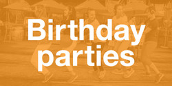 Cool birthday idea with silent disco