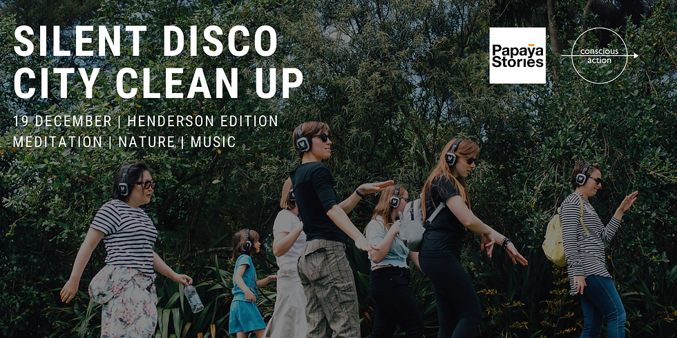 Silent Disco Clean Up Henderson