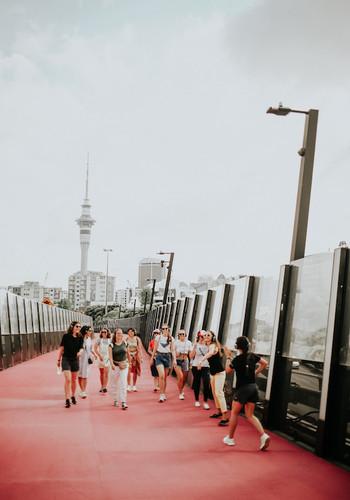 Silent Disco City Walk Explore