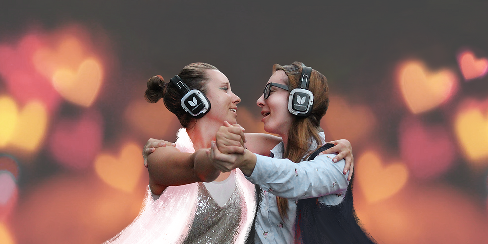 Free Silent Disco Citywalk Parnell Love Edition
