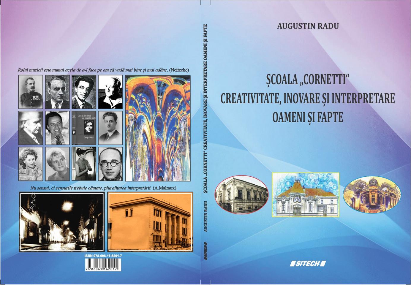 Scoala Cornetti. creativitate, inovare și interpretare. oameni și fapte
