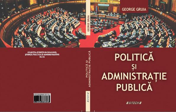 Politică și administrație publică