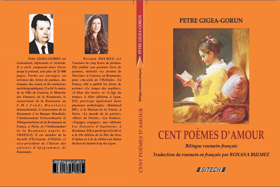 Cent poemes d`amour
