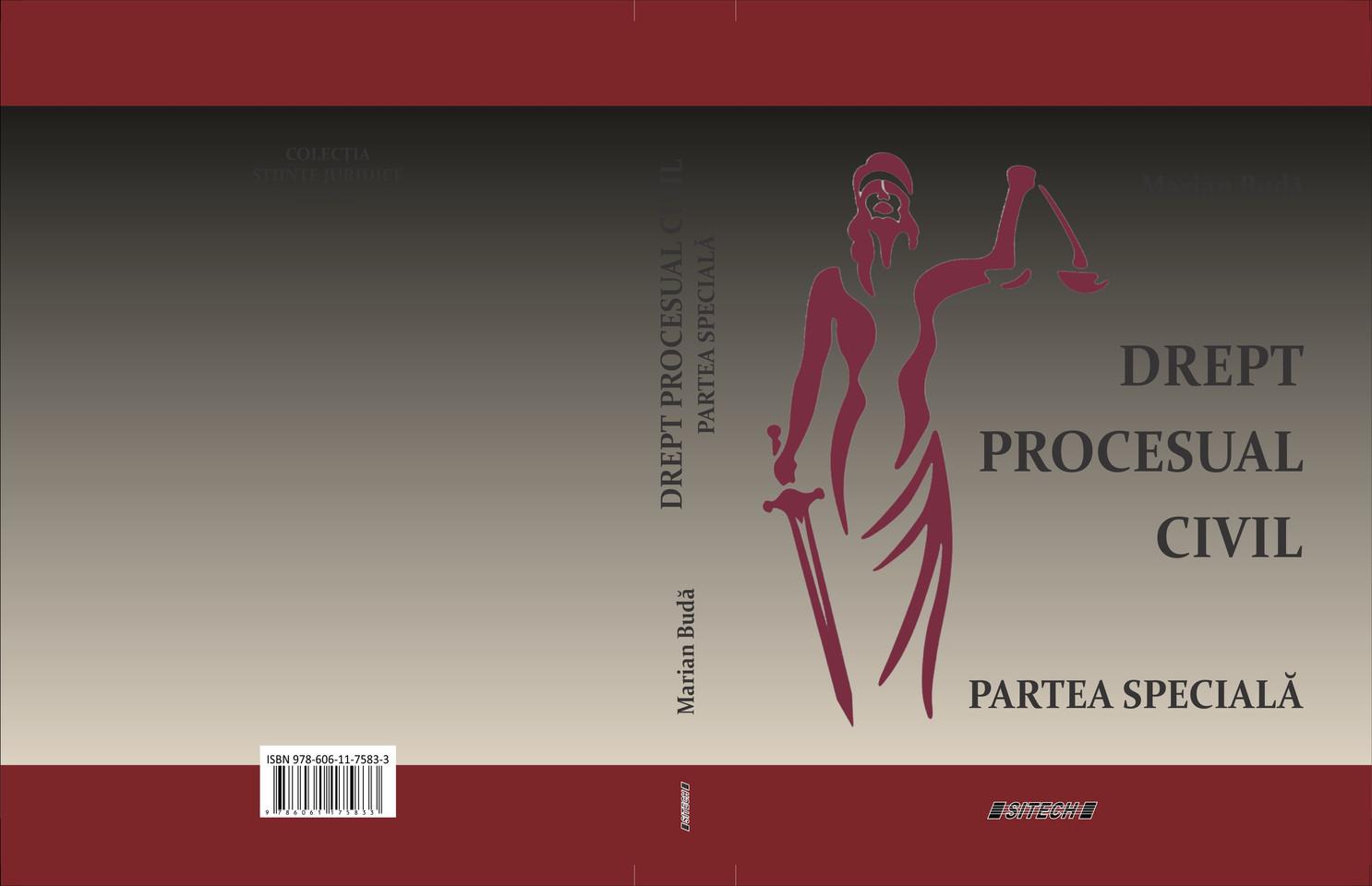 Drept procesual civil - Marian Budă