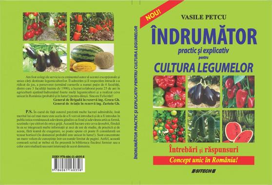 Îndrumător practic explicativ pentru cultura legumelor