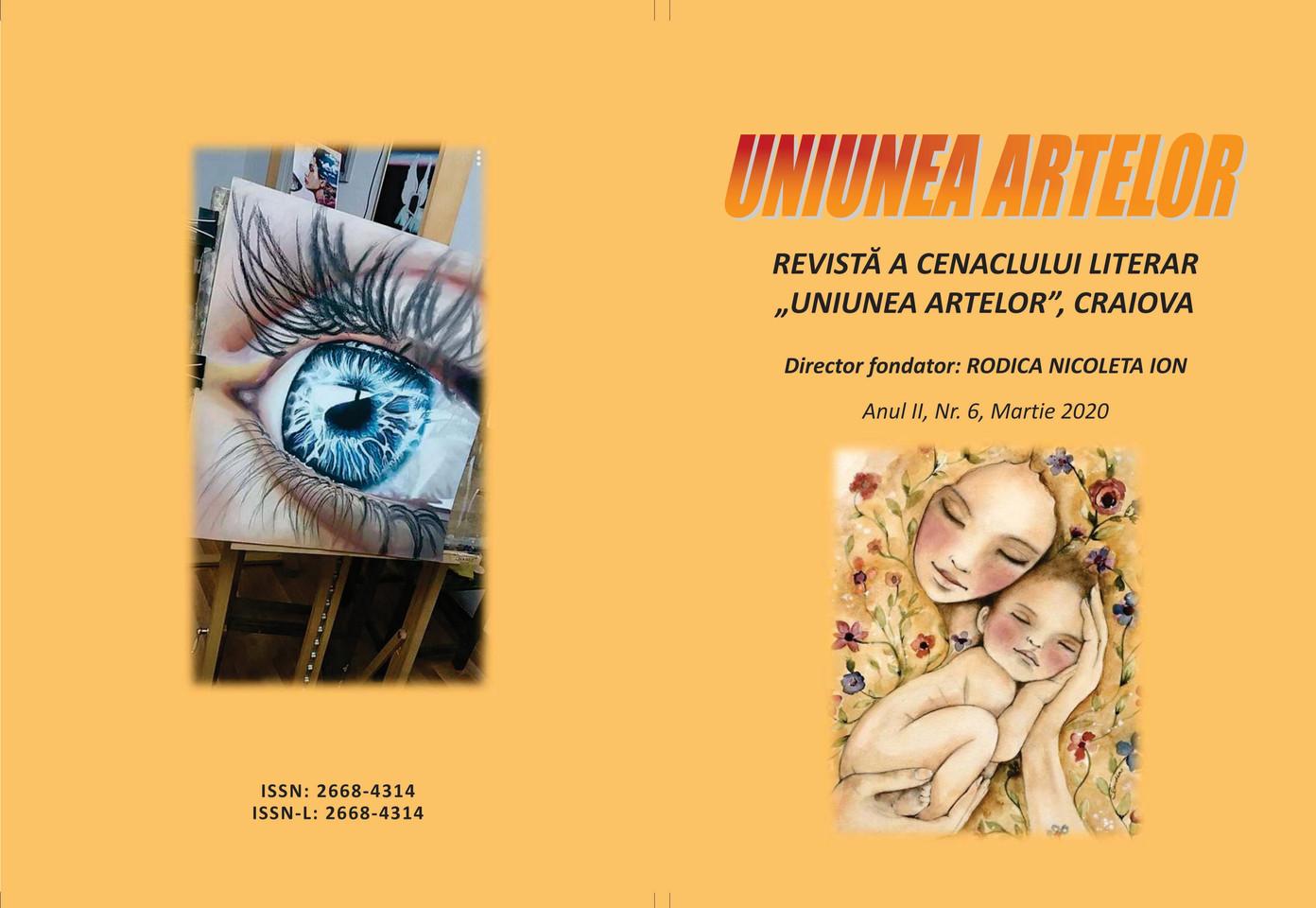 Revista Uniunea Artelor nr.6