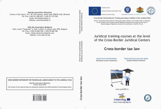 Cross border tax law
