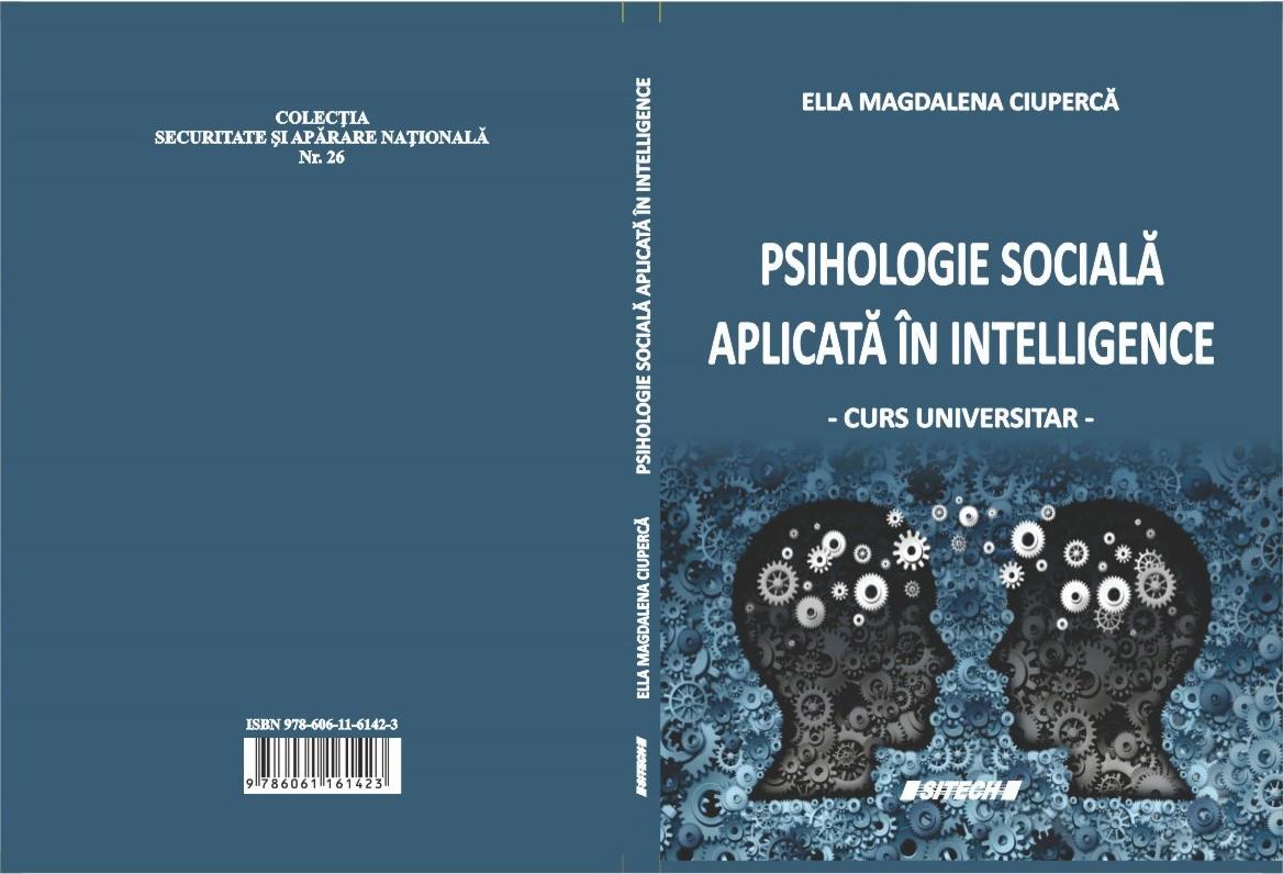 Psihologie socială aplicată în intelligence