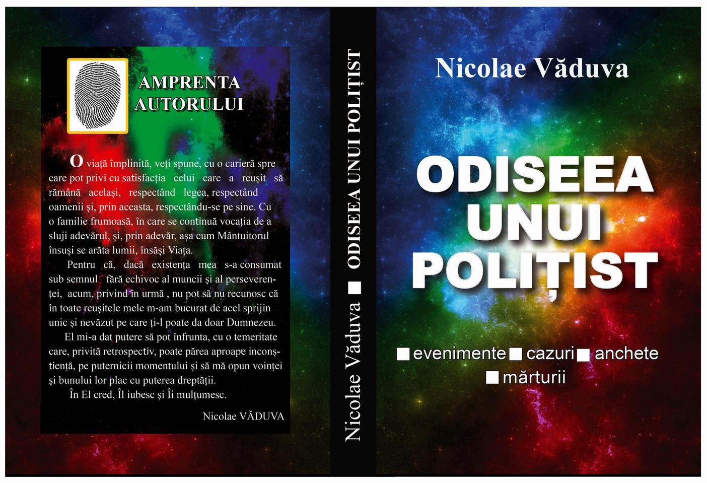 Odiseea unui politist - Nicolae Vaduva