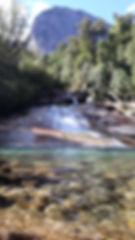 Toboganes Valle de Cochamó