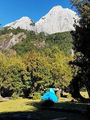 Camping Vista Hermosa Valle de Cochamó