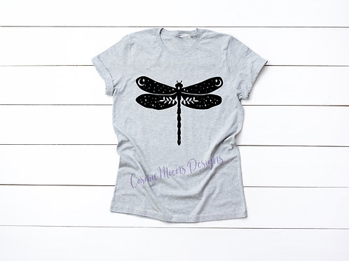Celestial Dragonfly T-shirt