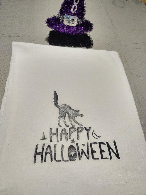 Halloween Dishcloth