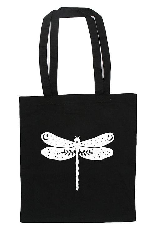 Celestial Dragonfly Tote bag