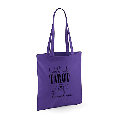 I don't need tarot tote bag