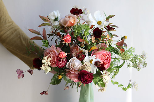 Monthly Seasonal Flower Subscription - 3, 4, 5 & 6 Months Available