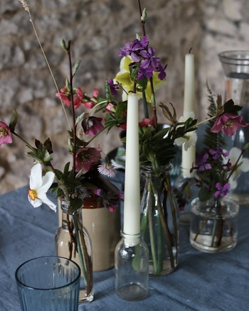 Styling at The Little Stone Shed